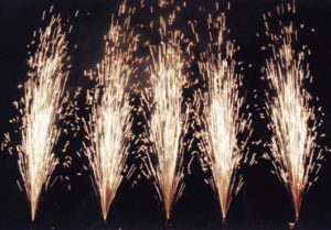 pyrotechnic